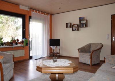 Wohnzimmer - Ferienwohnung Paul