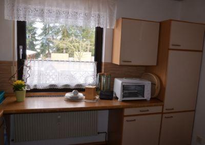 Küche - Ferienwohnung Paul