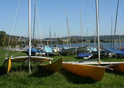 Seegelhafen - Aarttalsee